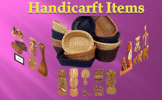हेंडीक्राफ्ट व्यापार हेतु प्रोडक्ट आईडिया। HandiCraft products ideas in hindi.