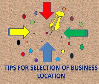 Business Location चयन करने के टिप्स |
