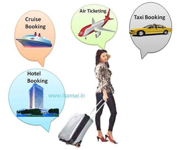 Travel Agency के कार्य और कमाई के स्रोत क्या क्या हैं |