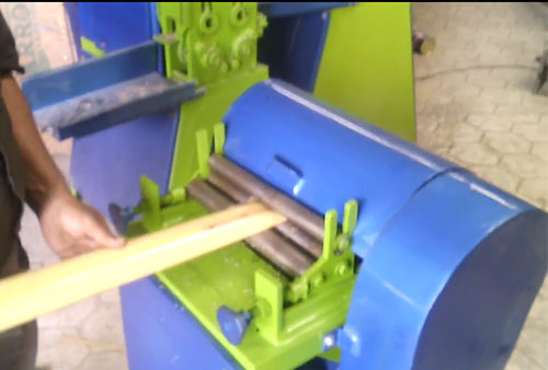 Banana Fiber Extraction And Weaving Business