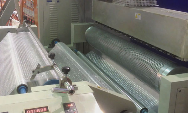 bubble sheet making-business