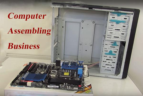 Computer assembling business