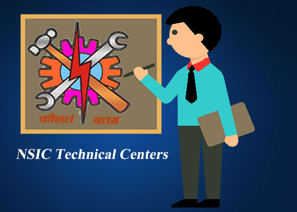NSIC Training and Technical Service Centers
