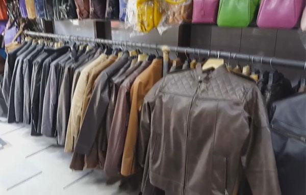 चमड़े के कपड़े बनाने का व्यापार। Leather Garments Manufacturing Business