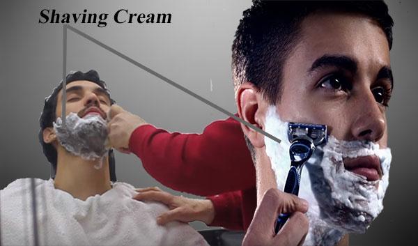 Shaving Cream Manufacturing Business.शेविंग क्रीम बनाने का व्यापार ।