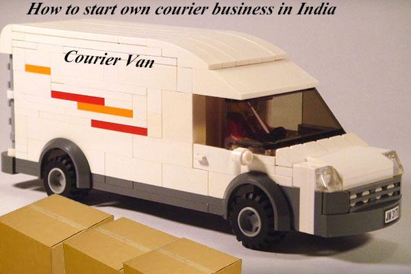 Courier Business की जानकारी एवं Starting प्रक्रिया |