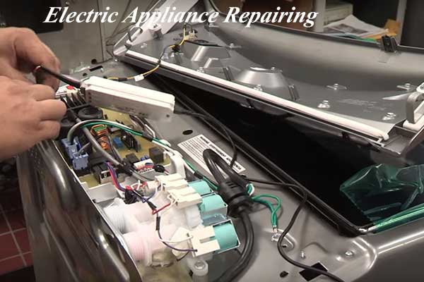 Electric Appliance Repairing and Servicing Business