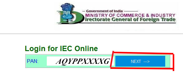 Step-1-to-apply-iec-online-