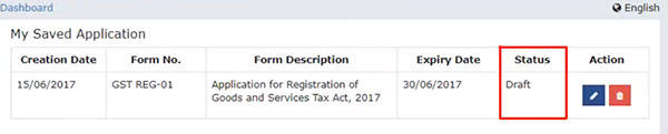 GST- new Registration step 8