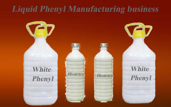 Liquid-phenyl-making-business-