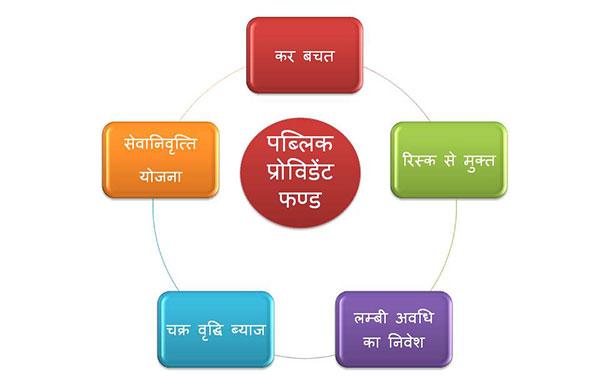 Public Provident Fund in Hindi.पीपीएफ अकाउंट की जानकारी।