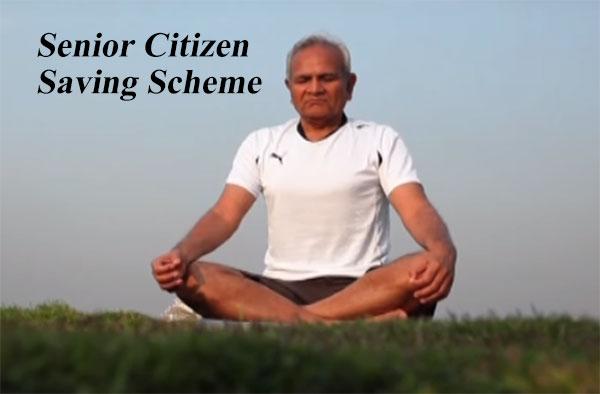 वरिष्ठ नागरिक बचत योजना। Senior Citizen Saving Scheme in Hindi.