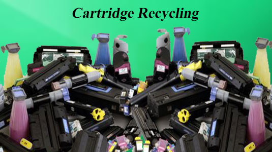 Cartridge-Recycling