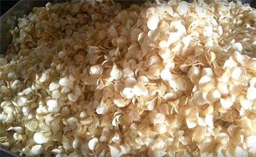 आलू के चिप्स (Potato Chips) बनाने का बिजनेस।