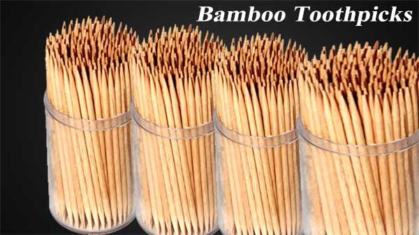 Toothpicks Manufacturing Business टूथपिक बनाने का व्यवसाय