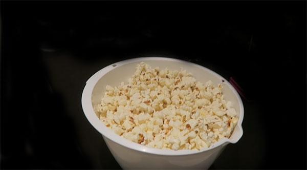 popcorn making business