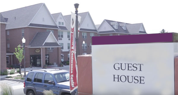Guest house business
