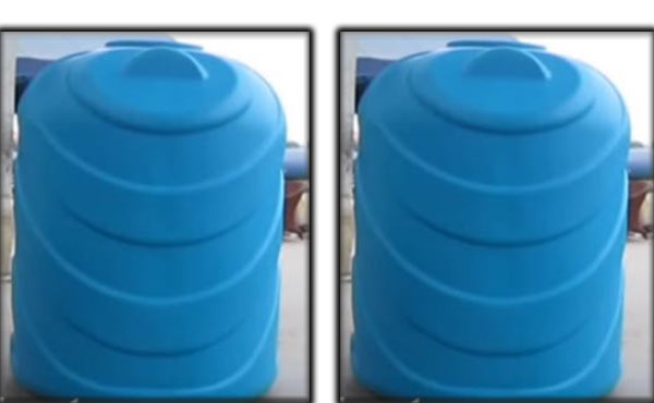 Plastic Water Tank manufacturing Business in Hindi.