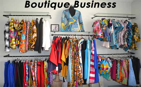 बुटीक बिजनेस कैसे शुरू करें। How to Start a Boutique Business in India.