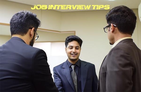 जॉब इंटरव्यू के लिए तैयारी कैसे करें? Job Interview tips in Hindi.