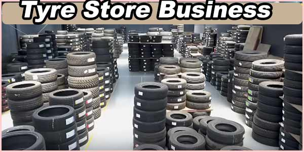 Tyre Store Business