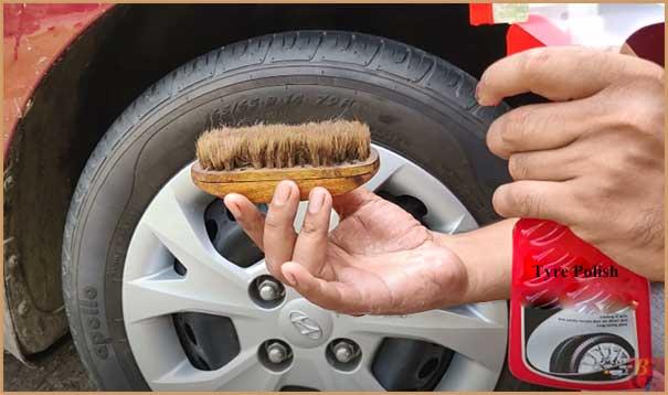 टायर पॉलिश निर्माण बिजनेस. Tyre Polish Manufacturing Business.
