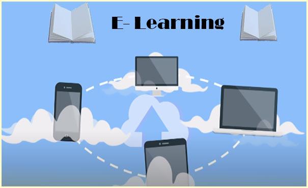 ई लर्निंग क्या है इसके फायदे और नुकसान. Pros & Cons of E Learning in Hindi.