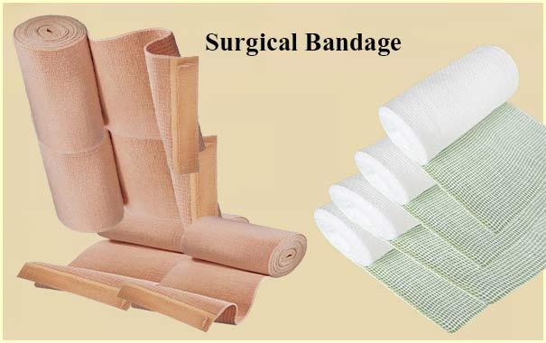 सर्जिकल बैंडेज निर्माण बिजनेस.  Surgical Bandage Manufacturing Business.