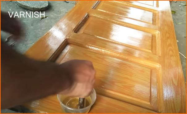 Varnish Manufacturing Business in Hindi