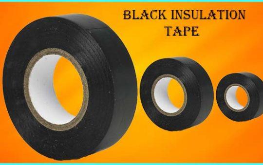 काला इंसुलेशन टेप बनाने का बिजनेस। Black Insulation Tape Business.