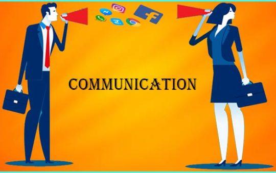 Communication क्या है? संचार के तत्व, महत्व, प्रकार एवं उद्देश्य।