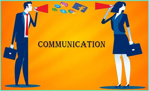 communication kya hai