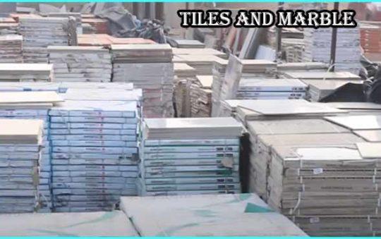 टाइल्स और मार्बल बिजनेस कैसे शुरू करें। How to start a Tiles Marble Shop in India.