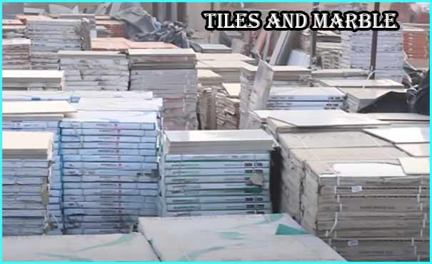 How to start tiles marble shop