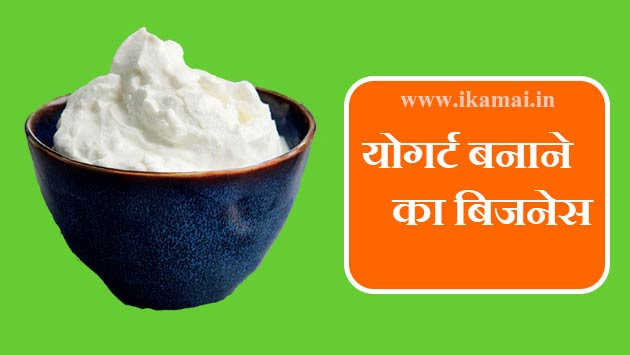 Yogurt Manufacturing Business